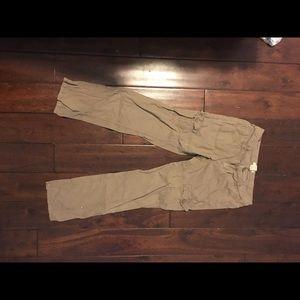Mudd girls khaki cargo pants